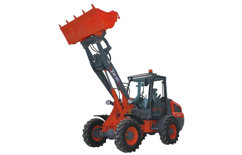 Carine's Merchandise ER416H-loader up landscape