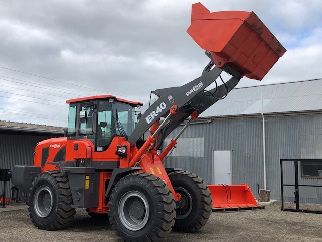 Carines Merchandise - Everun ER40 wheel loader
