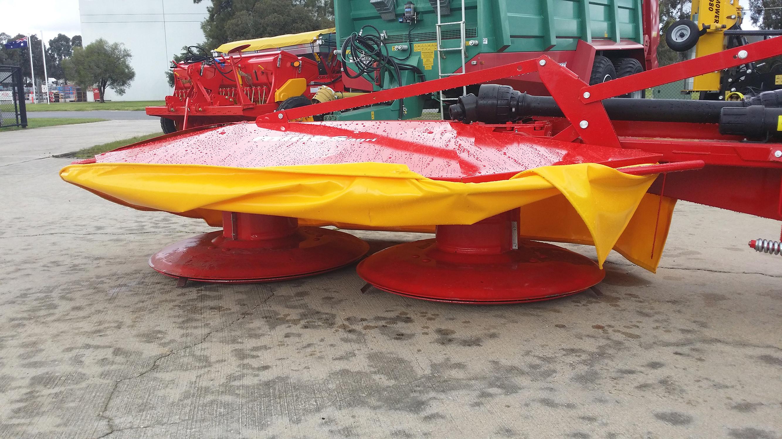 carines merchandise farmtech rotary drum mower -2