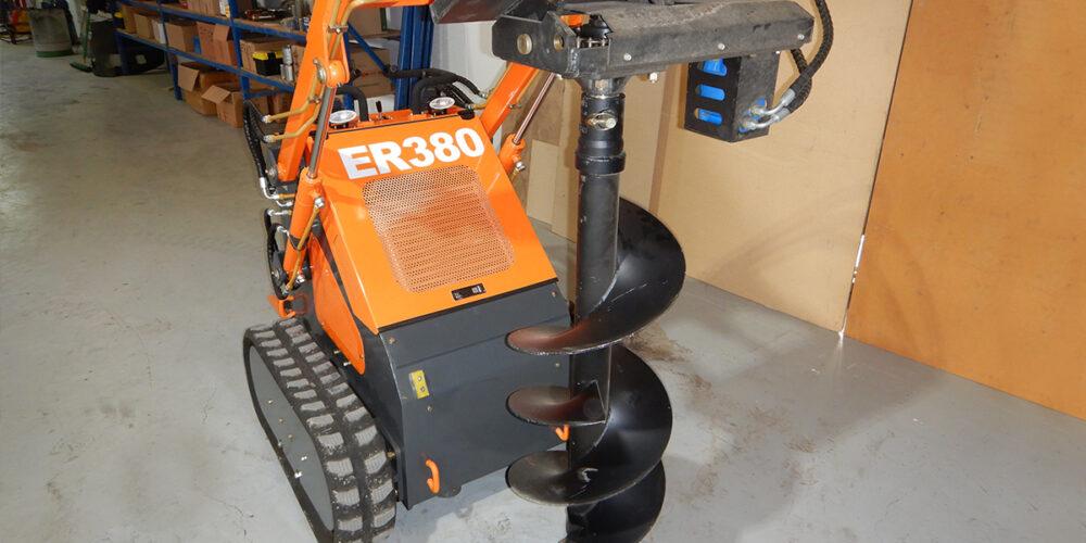 Everun Mini Skid Steer attachments